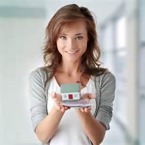 female homebuyer